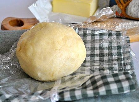 La pasta brisée, ricetta base per torte salate