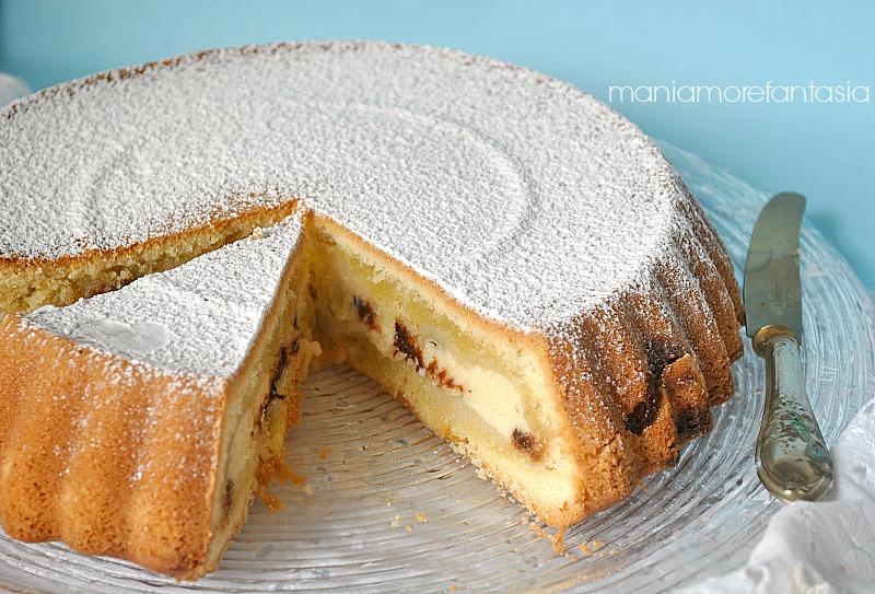 Ricetta crema di ricotta per farcire torte