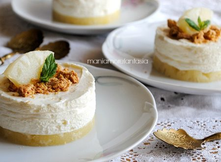 """Cheesecake all'ananas, monoporzione e """"sottosopra""""!"""
