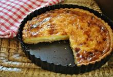 Quiche ai tre formaggi, ricetta torta salata