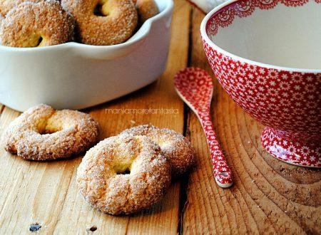 BISCOTTI DA INZUPPARE, una ricetta antica siciliana!