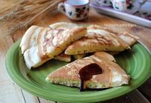 Pancake gigante per chi va di fretta