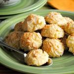 Crocchette di patate e mandorle