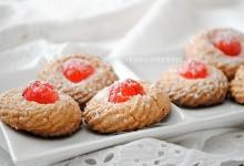 Biscotti di pasta di mandorle, ricetta dessert siciliano