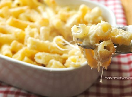 Macaroni and cheese, maccheroni cremosi ai formaggi