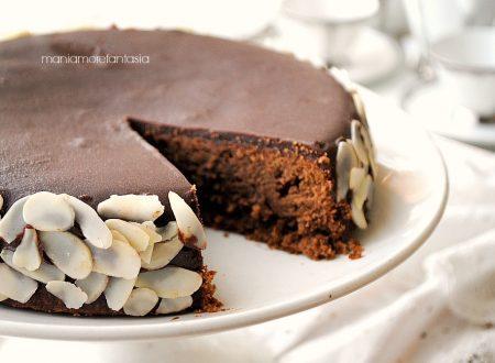 Reine de Saba, torta al cioccolato e mandorle di Julia Child