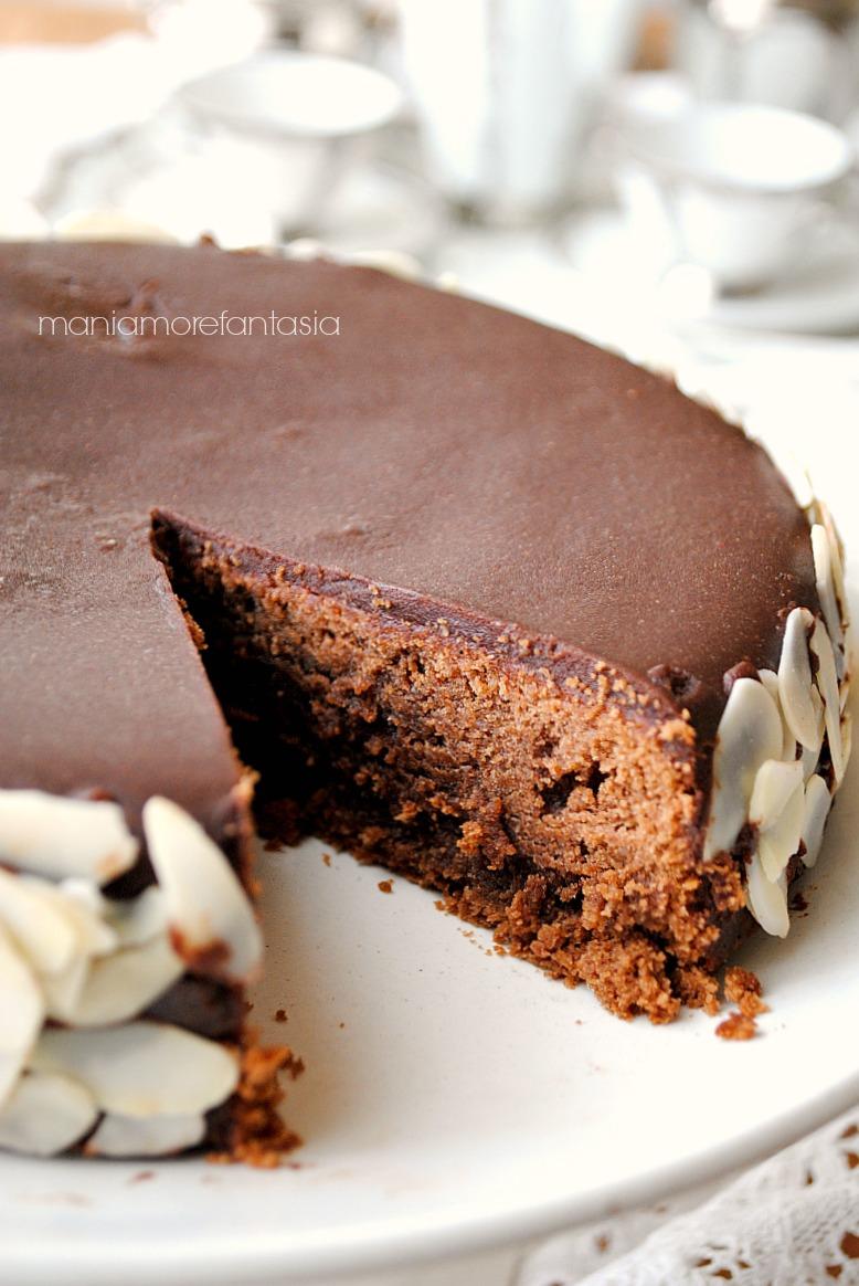 Julia Child Reine De Saba Cake Recipe