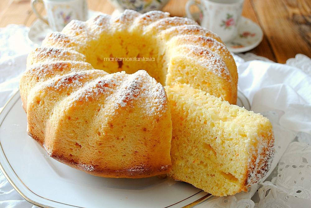 torta con scorze d'arancia pan d'arancio con sole bucce d'arancia (tutto nel frullatore)