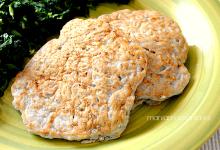 Burger di pesce novellame (bianchetti, neonata, gianchetti)