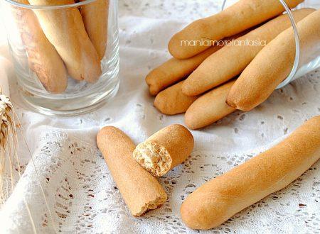 Tricotti, ricetta biscotti siciliani