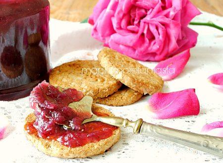 Marmellata di rose