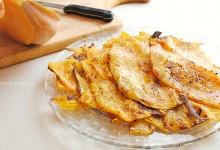 Zucca al forno all'arrabbiata, antipasto o contorno saporito