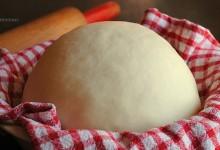 Impasto per rosticceria siciliana (senza uova e latte)