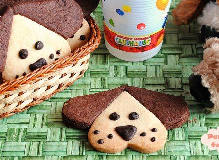 Biscotti cagnolino, metti un cucciolo a colazione!