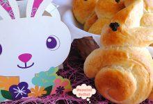 Facciamo un coniglio di pasta brioche!