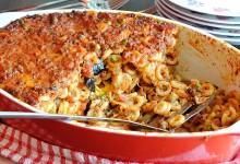 Pasta al forno siciliana, gli anelletti!