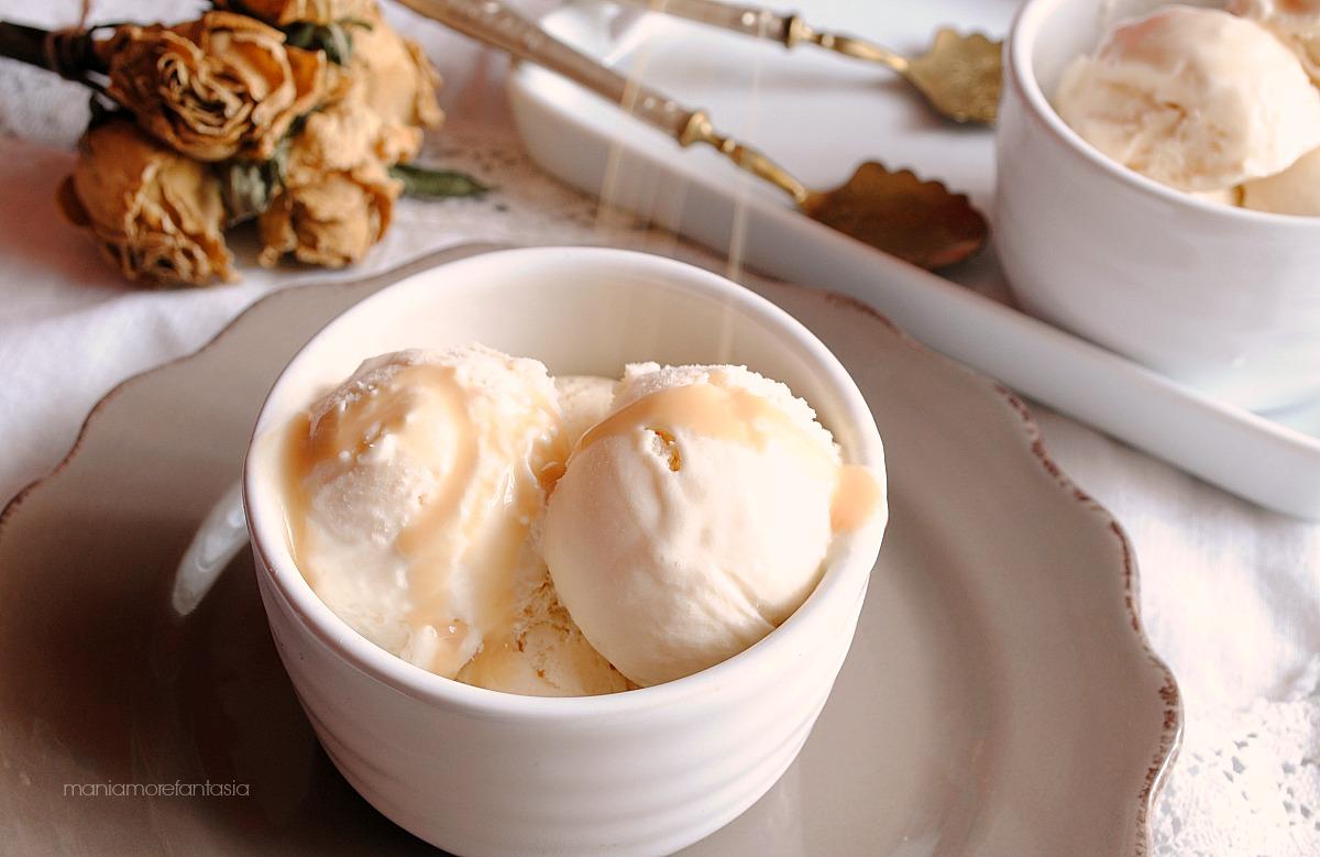 gelato al baileys senza gelatiera