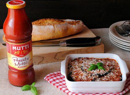 Melanzane alla parmigiana ricetta siciliana