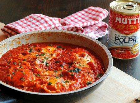 Uova all'arrabbiata, una ricetta facile veloce e sfiziosa!