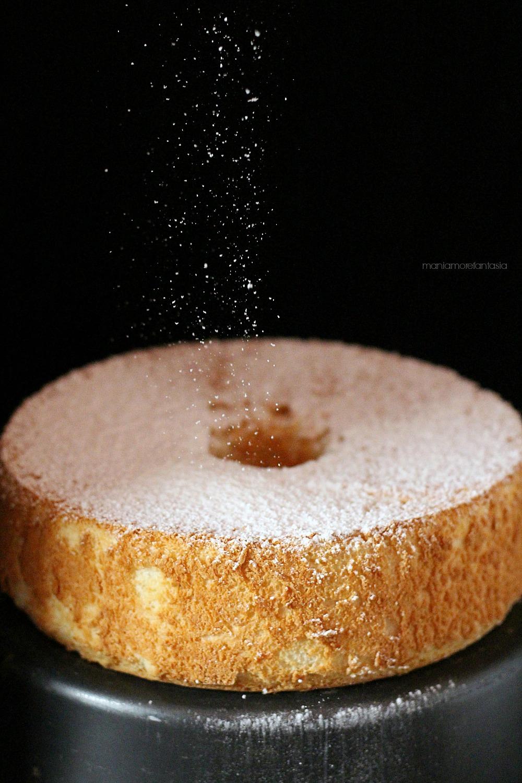 zucchero a velo per dolci che non si scioglie