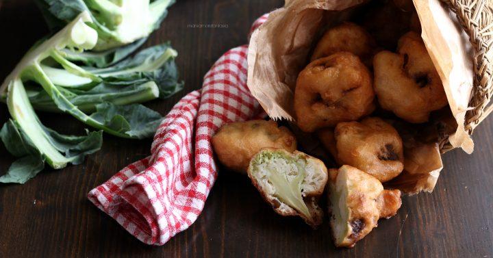 broccoli in pastella alla siciliana