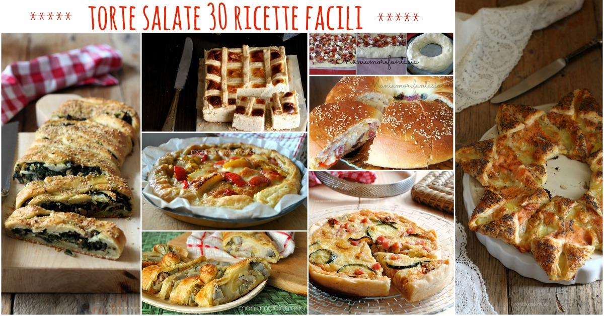 torte salate 30 ricette facili