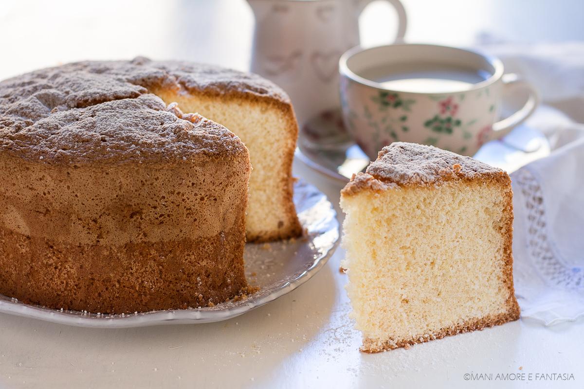 torta paradiso sofficissima