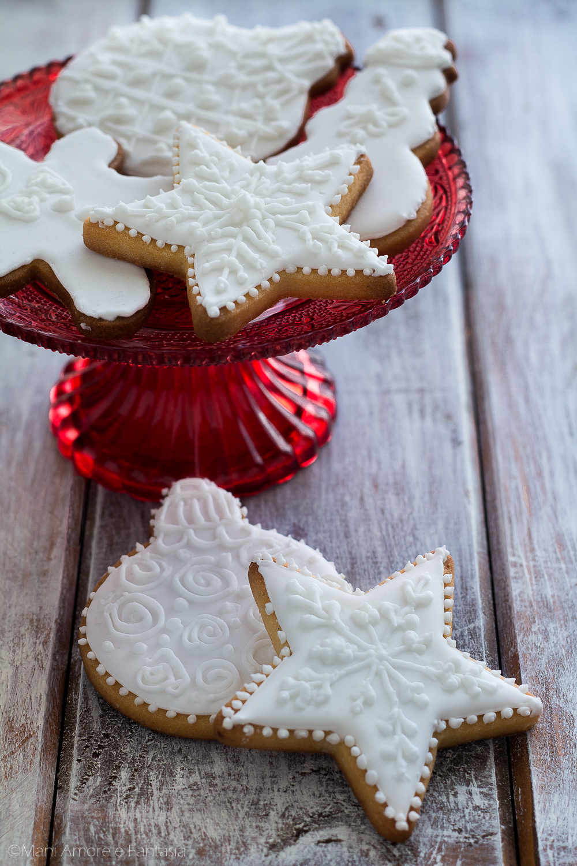 ricetta ghiaccia reali per biscotti decorati
