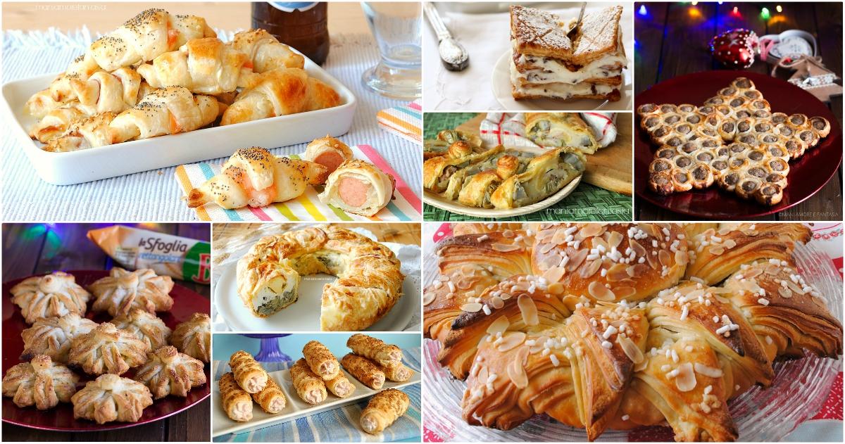 Ricette con pasta sfoglia facili e originali ricette for Ricette originali