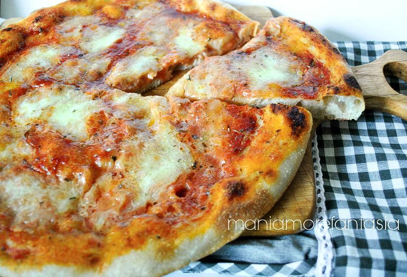 pizza con lievito madre impasto perfetto