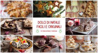 dolci di Natale ricette facili