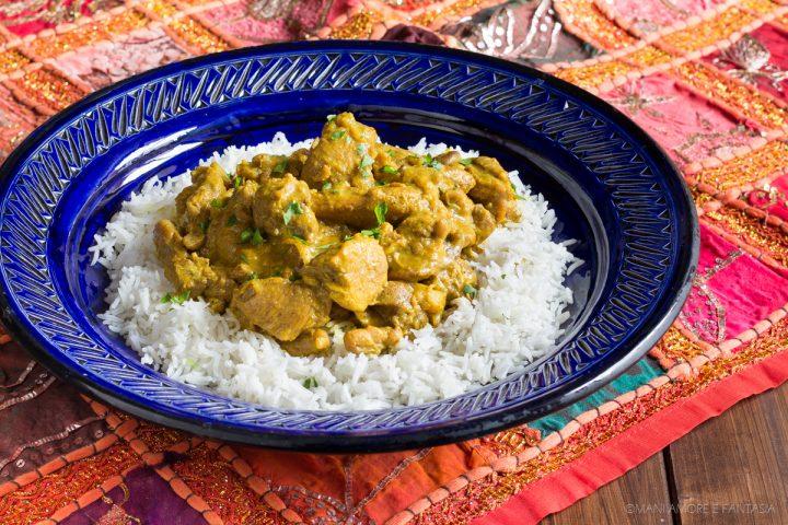 pollo al curry ricetta indiana