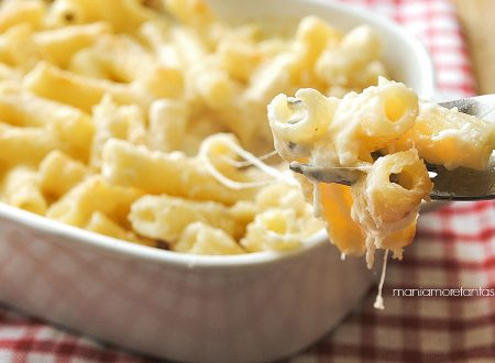MACARONI AND CHEESE, la pasta al formaggio americana golosa e filante!