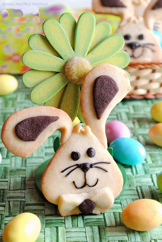 biscotto coniglio