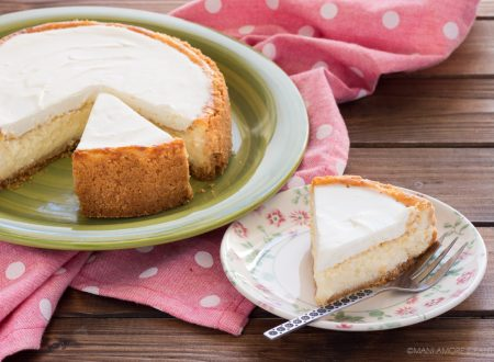 CHEESECAKE AL FORNO FACILISSIMA