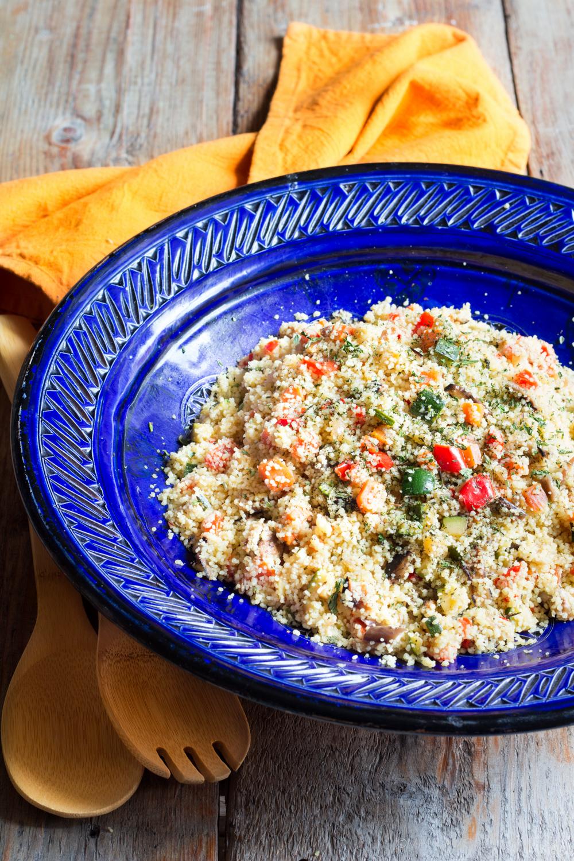 tabouleh insalata di cuscus freddo