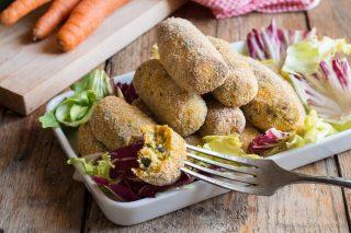 crocchette di patate zucchine e carote