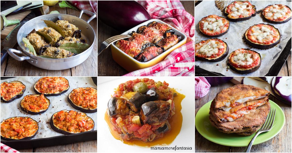 Antipasti con melanzane facili e originali 18 ricette per for Ricette originali