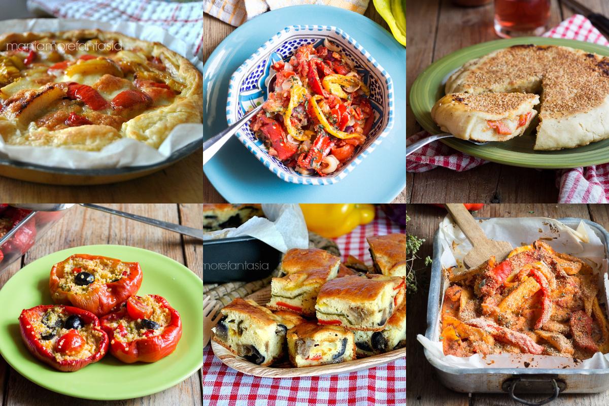 Come Cucinare I Peperoni In Padella Al Forno Ripieni 20 Ricette Facili