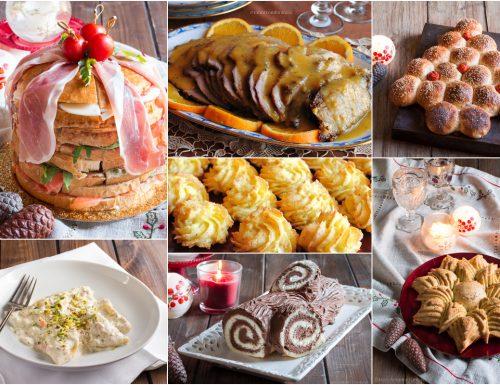 Pranzo di Natale da preparare in anticipo, dall'antipasto al dolce tante ricette da congelare!