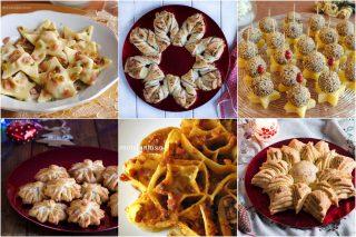 stelle dolci e salate per Natale