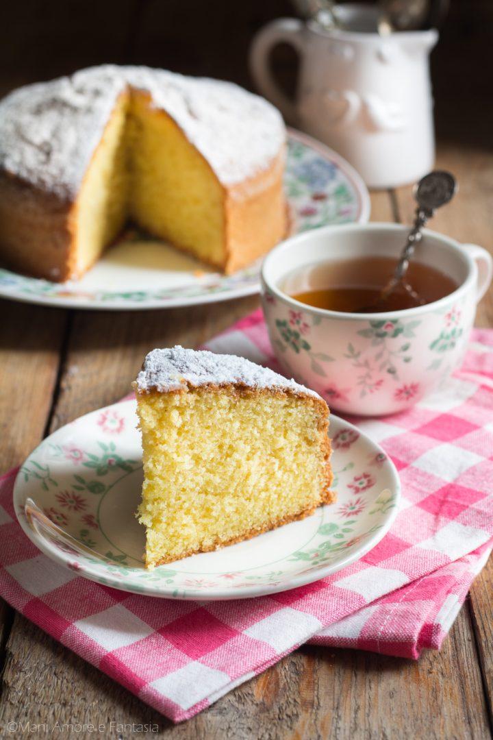 torta paradiso ricetta classica
