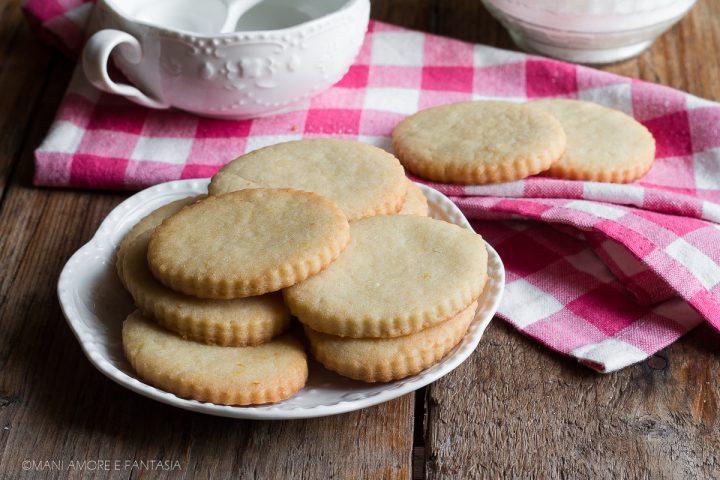 biscotti senza uova semplicissimi