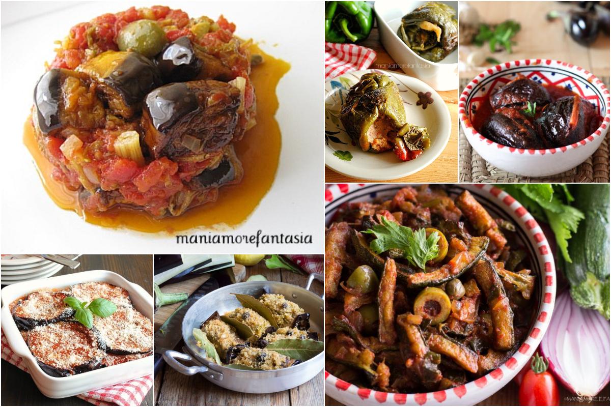 ricette estive della cucina siciliana