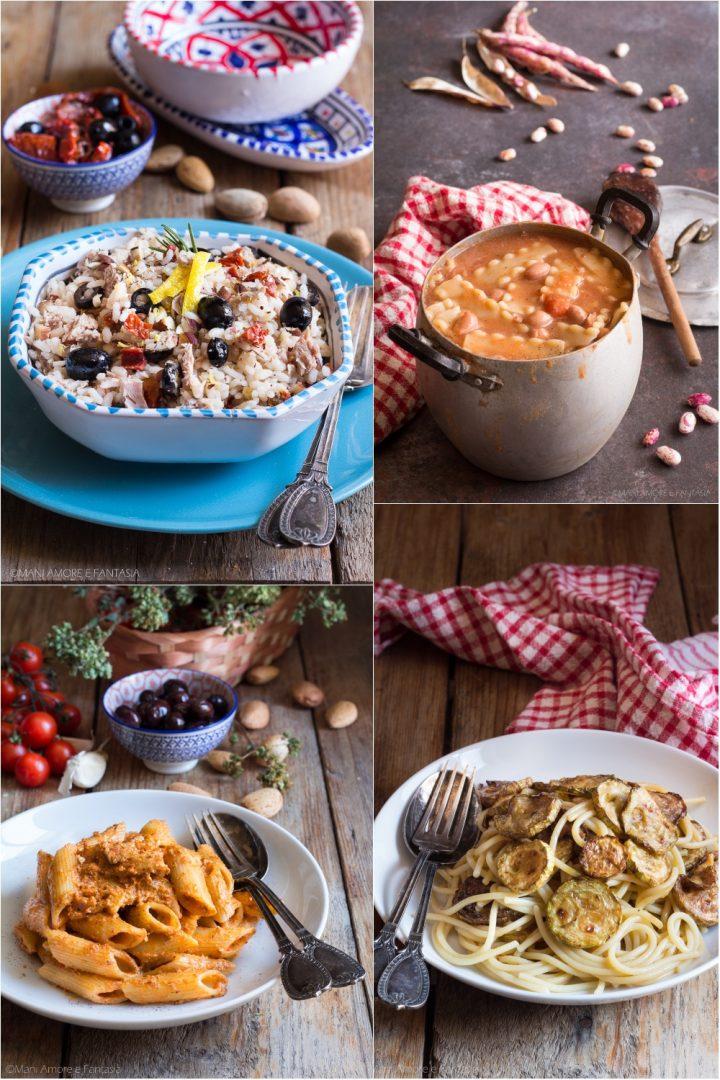 primi piatti estivi della cucina siciliana