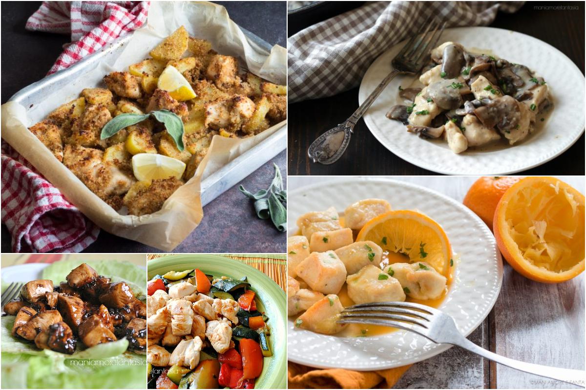 ricette con bocconcini di pollo
