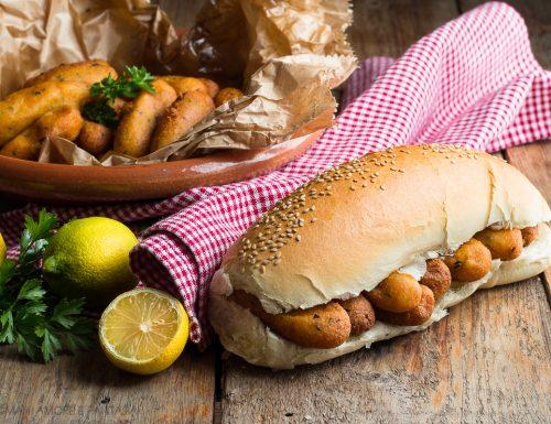 CROCCHE' PALERMITANE (senza uova o formaggio) I CAZZILLI!