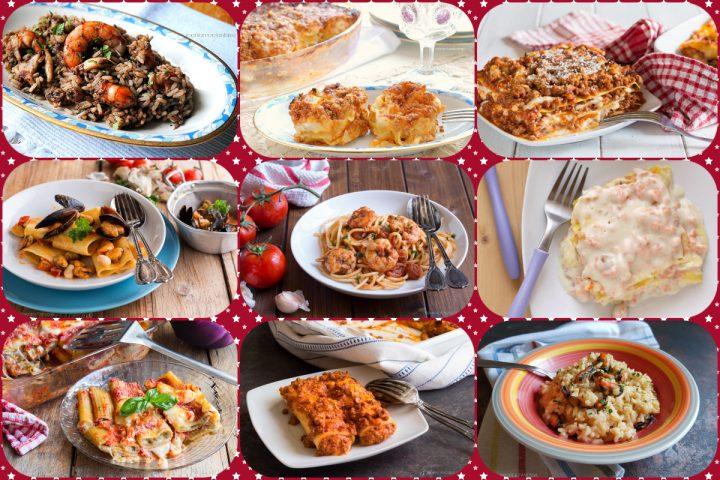 primi piatti di Natale