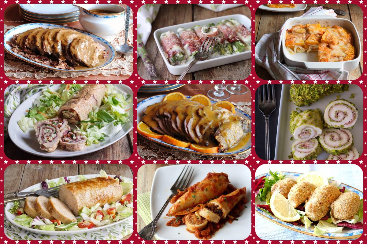 secondi piatti di Natale