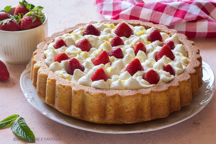 torta mary ann alla ricotta